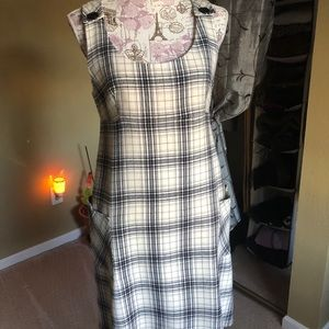 Mossimo Flannel Style Dress